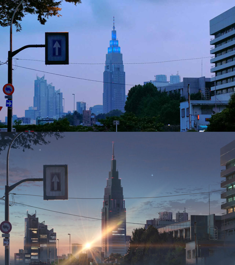 your name locations luoghi tokyo